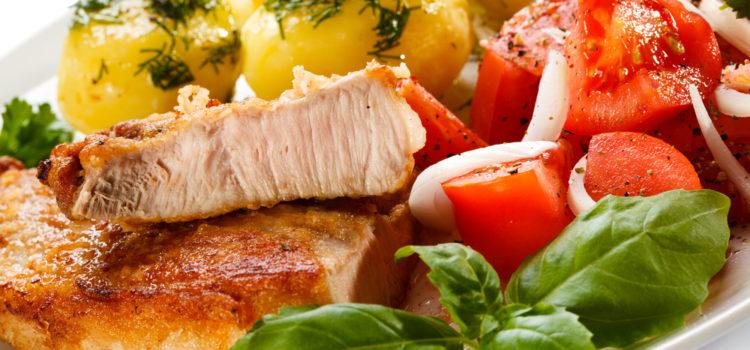 Соотношения пищевых веществ