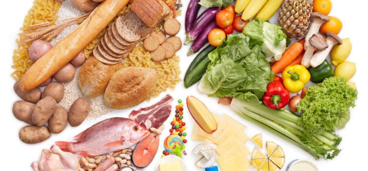 Диета здорового питания — теория и практика.